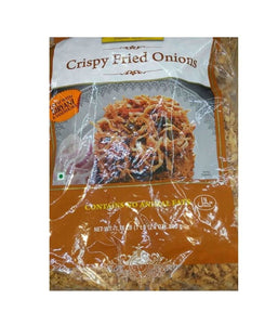 Indian Gourmet Crispy Fried Onions - 800 Gm - Daily Fresh Grocery
