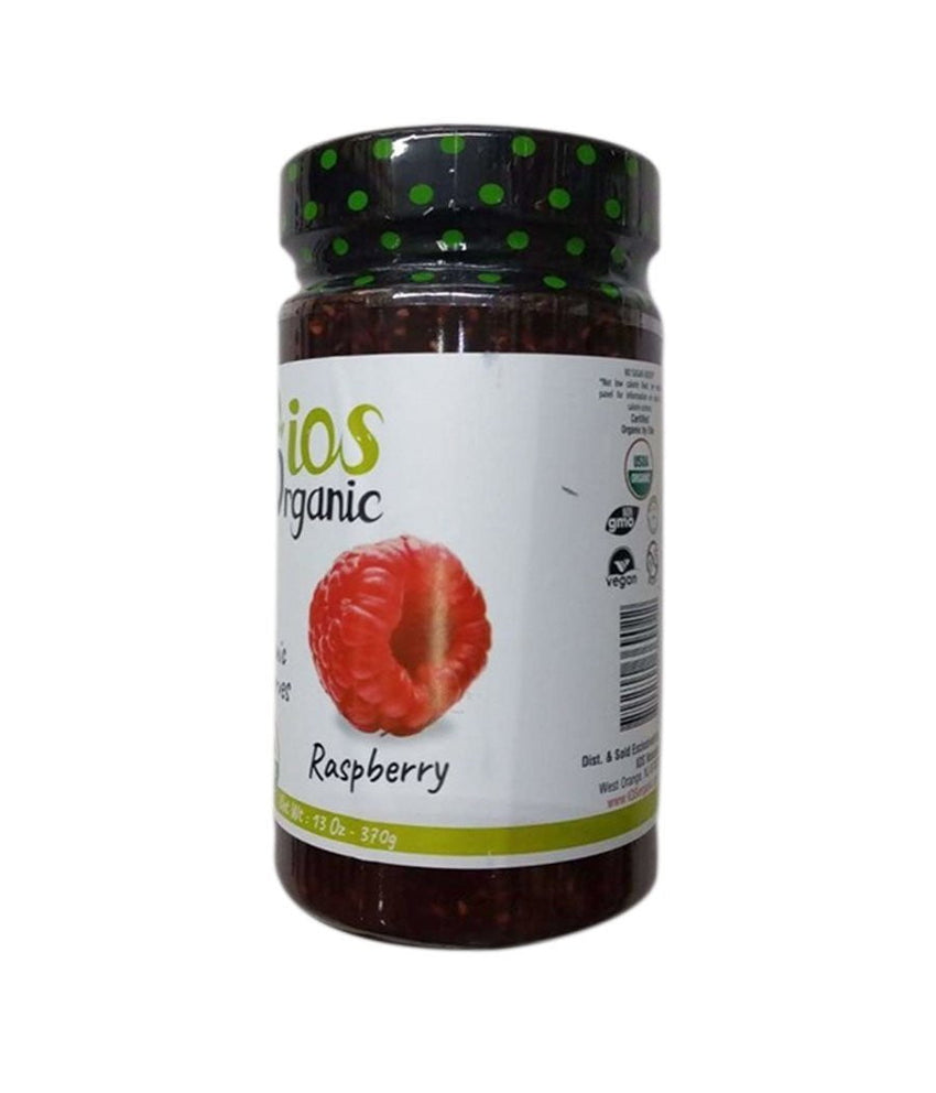 iOS Organic Raspberry Organic Preserves - 370 Gm - Daily Fresh Grocery