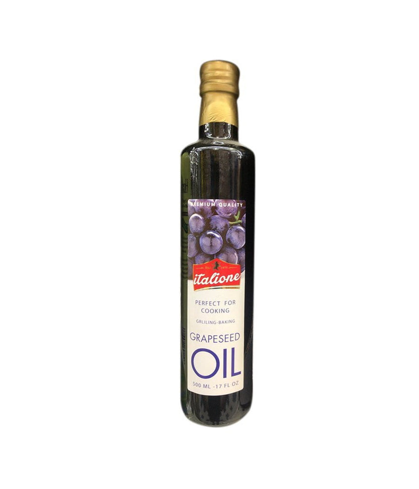 Italione Grapeseed Oil Perfect for Cooking - 500ml - Daily Fresh Grocery