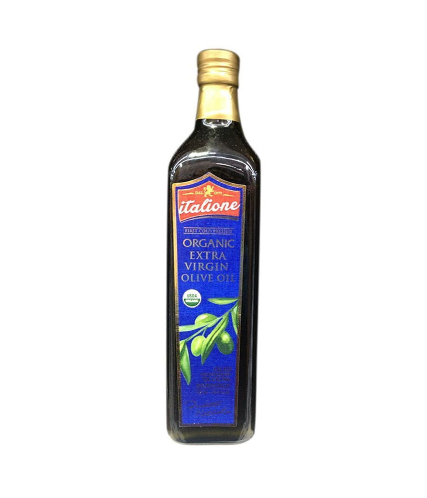 Italione Organic Extra Virgin Olive Oil - 750ml - Daily Fresh Grocery