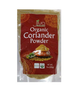 Jiva Organic Coriander Powder - 200 Gm - Daily Fresh Grocery