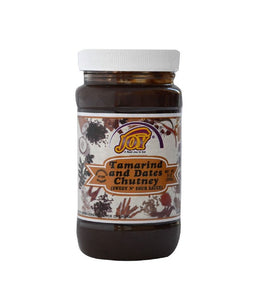 Joy Dates Tamarind Chutney 8 oz - Daily Fresh Grocery
