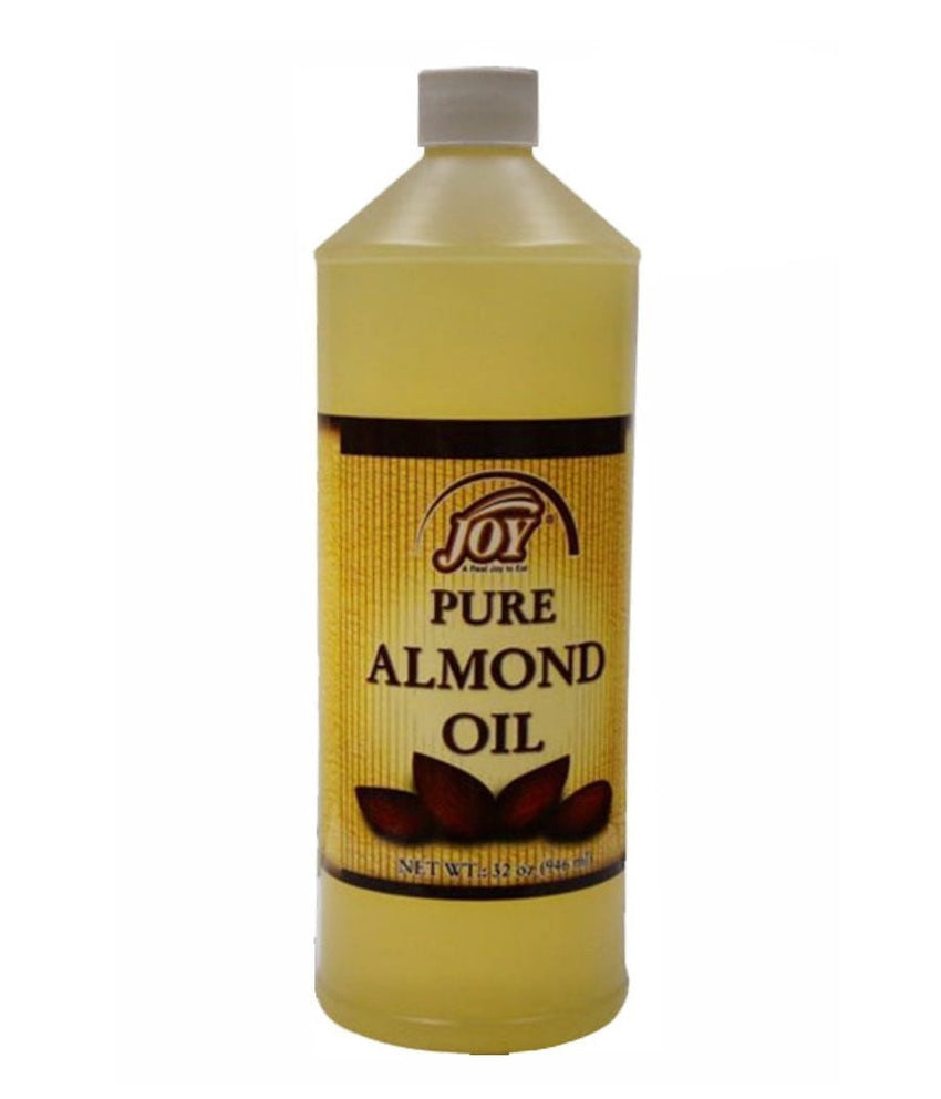 Joy Pure Almond Oil - 946 ml - Daily Fresh Grocery