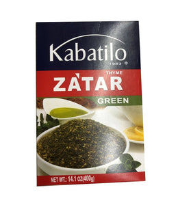 Kabatilo Zatak Green - 400gm - Daily Fresh Grocery