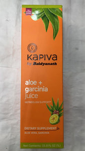Kapiva Aloe + Garcinia Juice - 1 Ltr - Daily Fresh Grocery