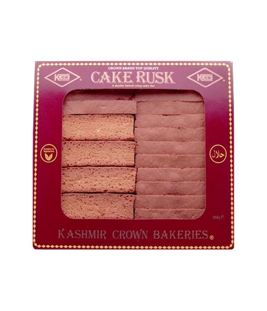 KCB Cake Rusk 25 oz / 710 gram - Daily Fresh Grocery