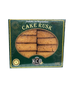 KCB Cake Rusk 25oz - Daily Fresh Grocery