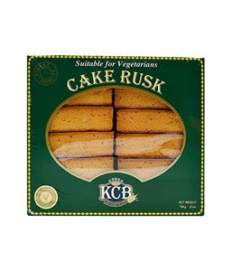 KCB Cake Rusk (No Eggs Added) 25 oz / 710 gram - Daily Fresh Grocery
