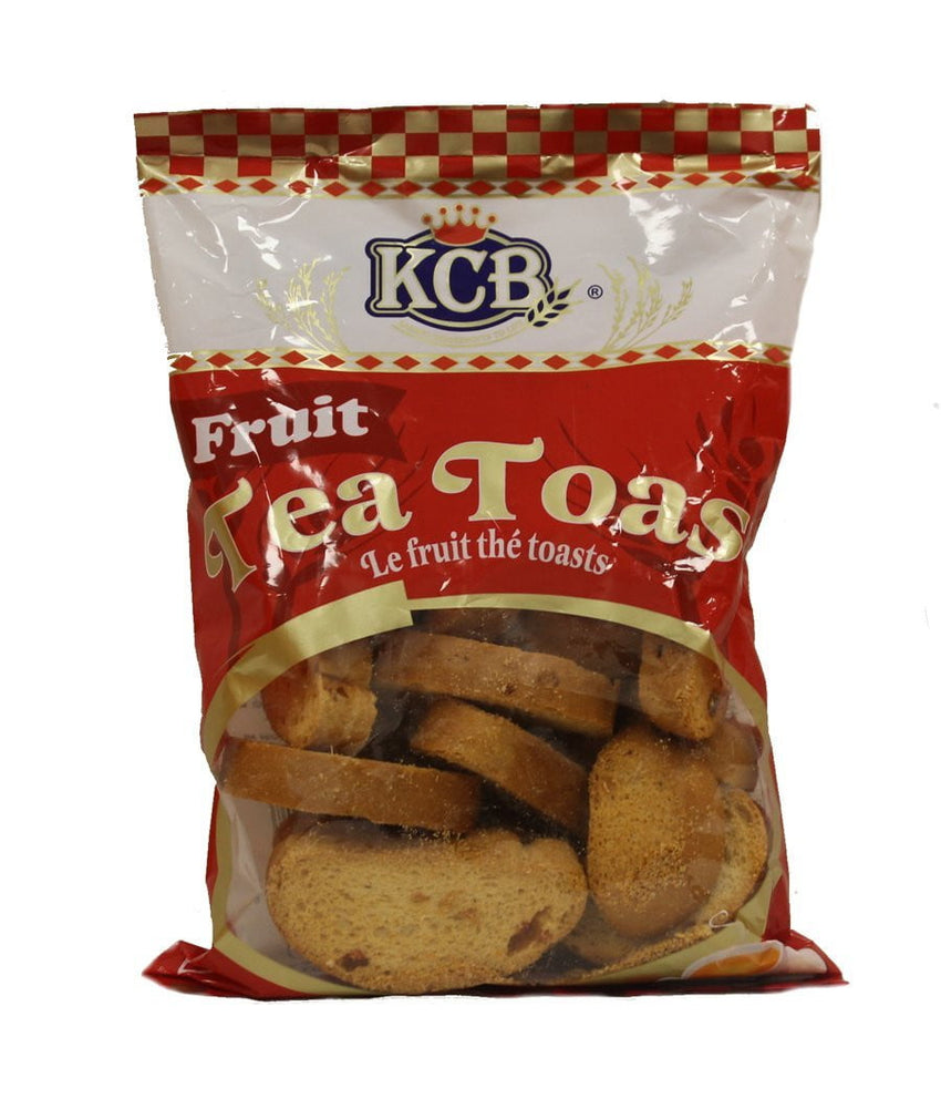 KCB Fruit Tea Toast - 200 Gm - Daily Fresh Grocery