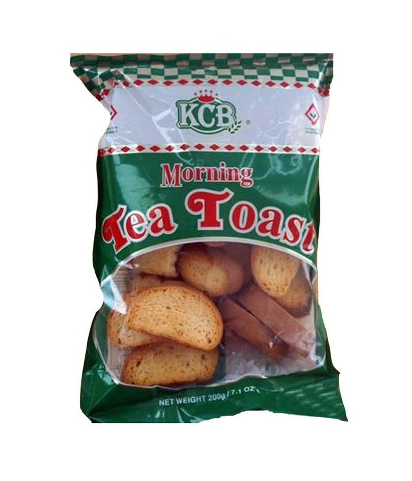 KCB Morning Tea Toast - 200 Gm - Daily Fresh Grocery