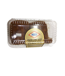 KCB Pound Cake Slice - 370 Gm - Daily Fresh Grocery