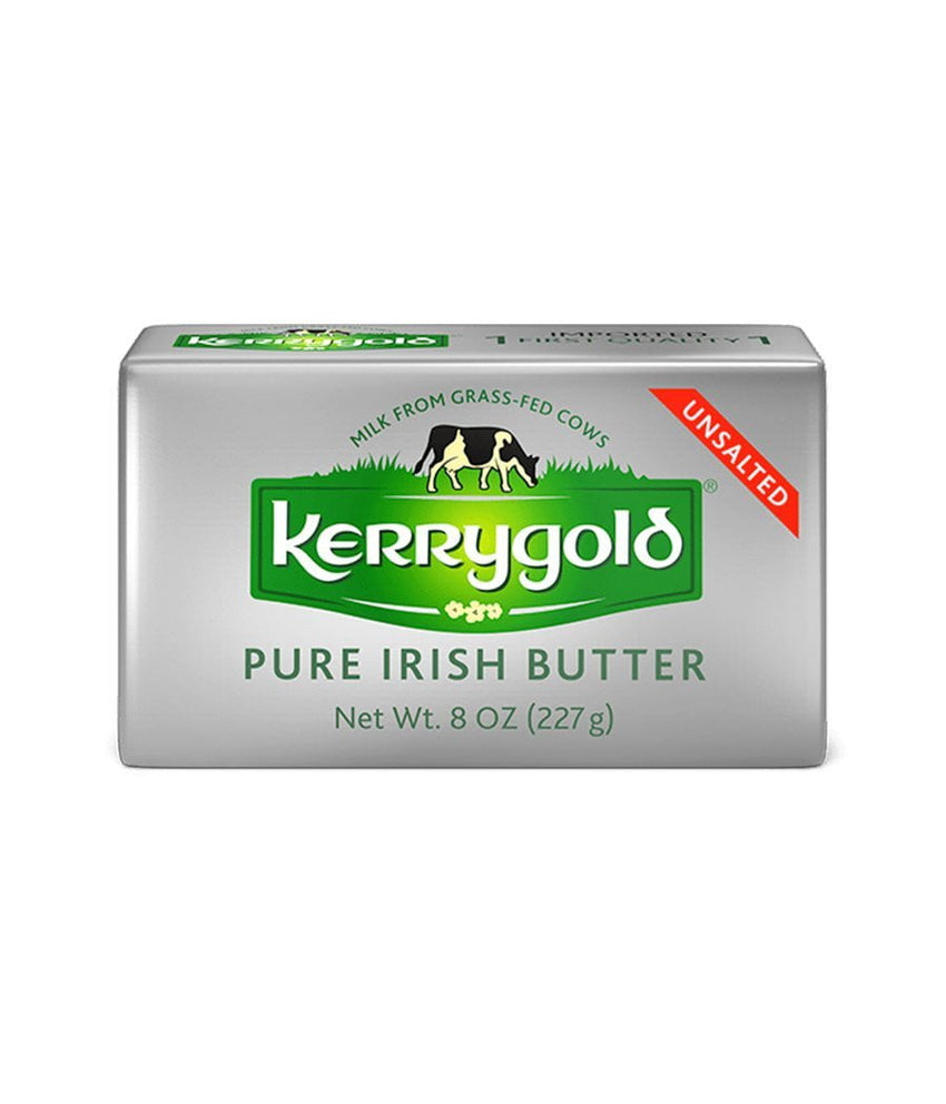 Kerrygold Pure Irish Butter Unsalted - 227 Gm - Daily Fresh Grocery