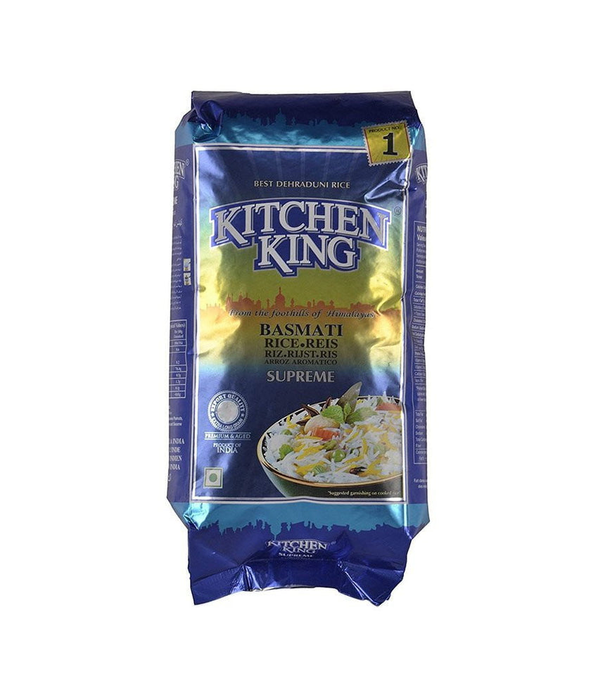 Kitchen King Basmati Rice 10 lb - Daily Fresh Grocery