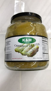 K&M Cabbage Leaves - 1700gm - Daily Fresh Grocery
