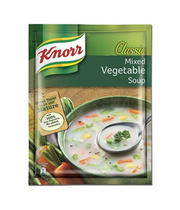 Knorr Mixed Veg Soup Mix 45 gm - Daily Fresh Grocery