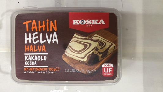 Koska Tahin Halva Cocoa - 700gm - Daily Fresh Grocery
