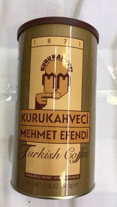 Kurukahveci Mehmet Efendi Turkish Coffee - 500gm - Daily Fresh Grocery