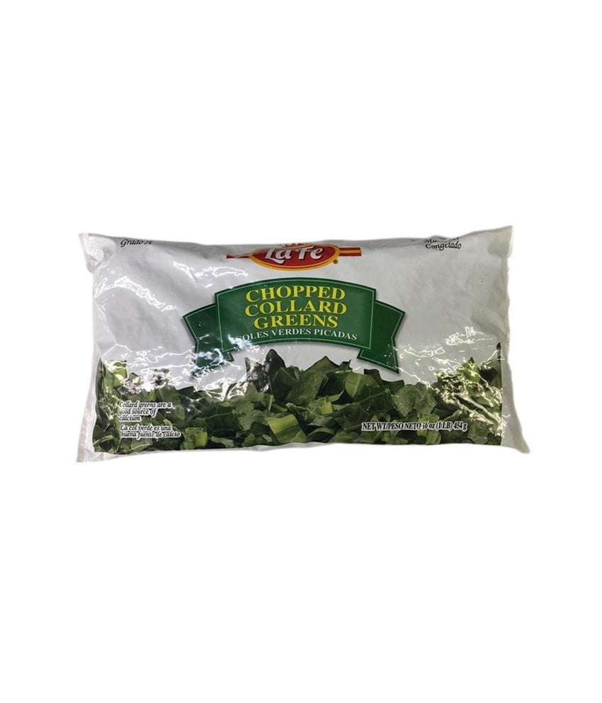 LaFe Chopped Collard Greens - 1 Lb - Daily Fresh Grocery