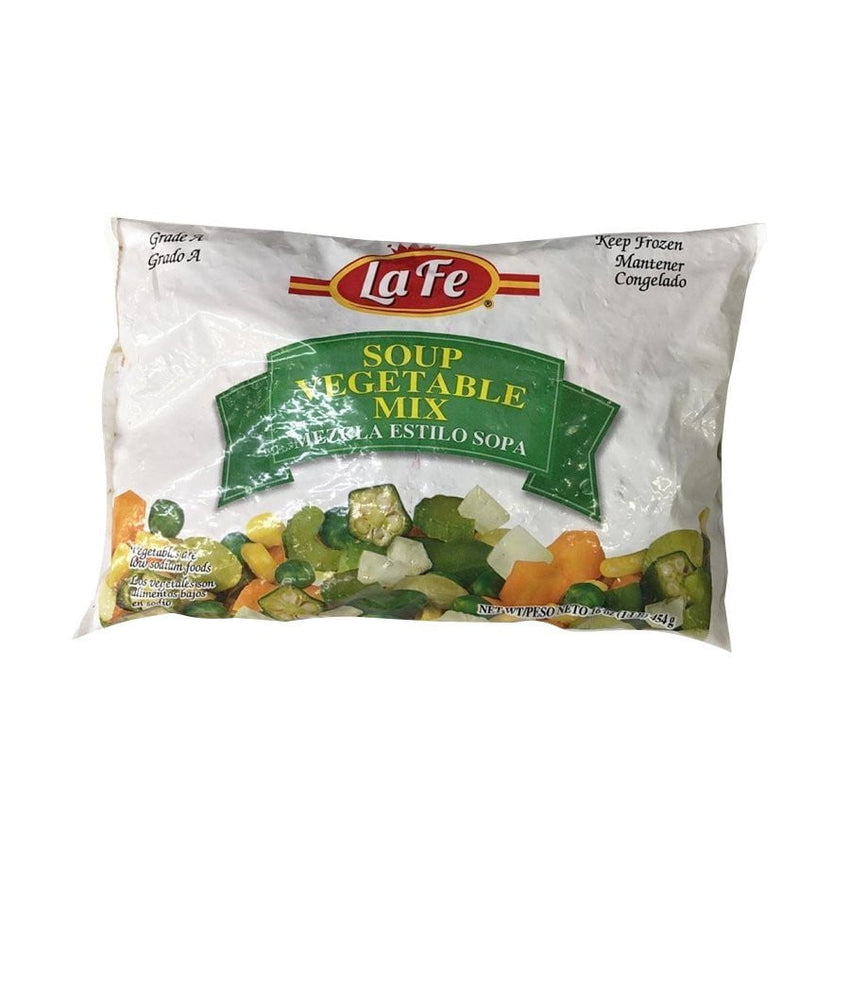 LaFe Soup Vegetable Mix - 1 Lb - Daily Fresh Grocery