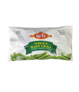LaFe Whole Baby Okra - 1 Lb - Daily Fresh Grocery