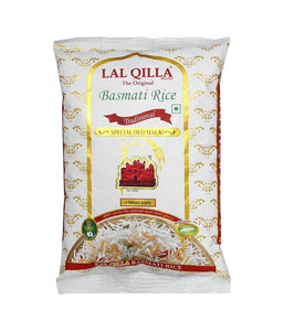 LaL Qilla Basmati Rice - 10 LB - Daily Fresh Grocery