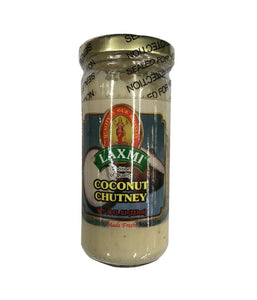 Laxmi Coconut Chutney - 8 FL.oz - Daily Fresh Grocery