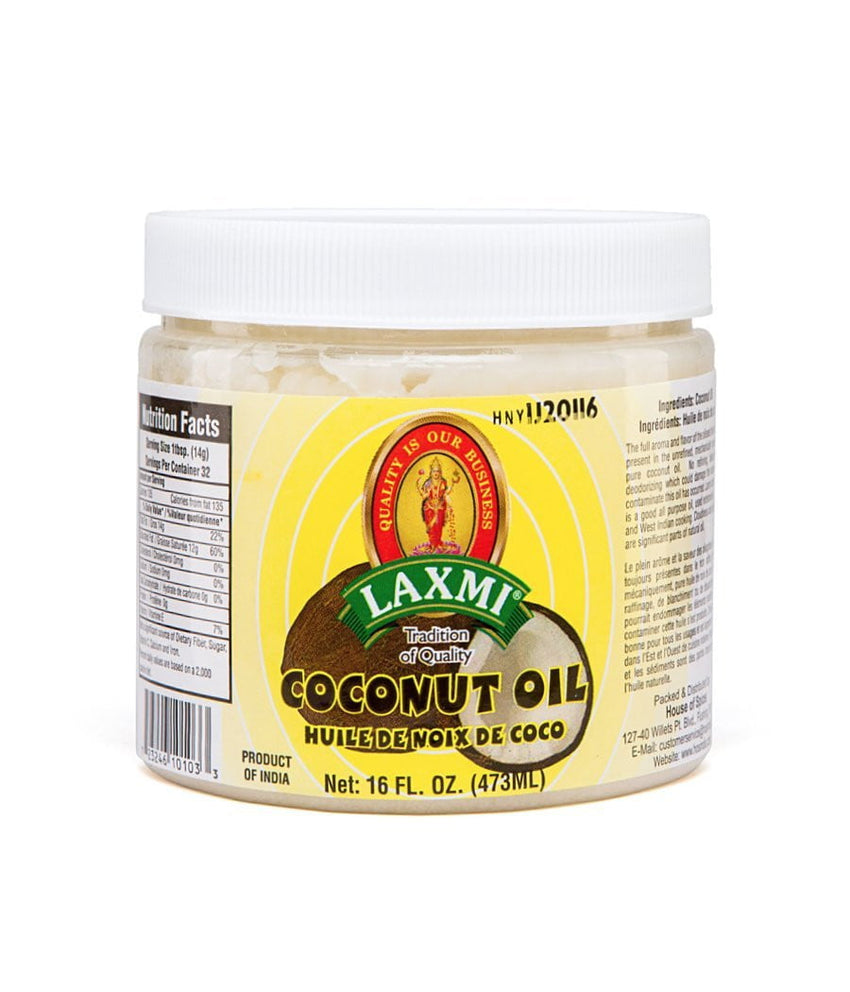 Laxmi Coconut Oil - 473ml - Daily Fresh Grocery