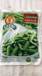 Laxmi Farm Fresh Goovar Cluster Beans - 300 Gm - Daily Fresh Grocery