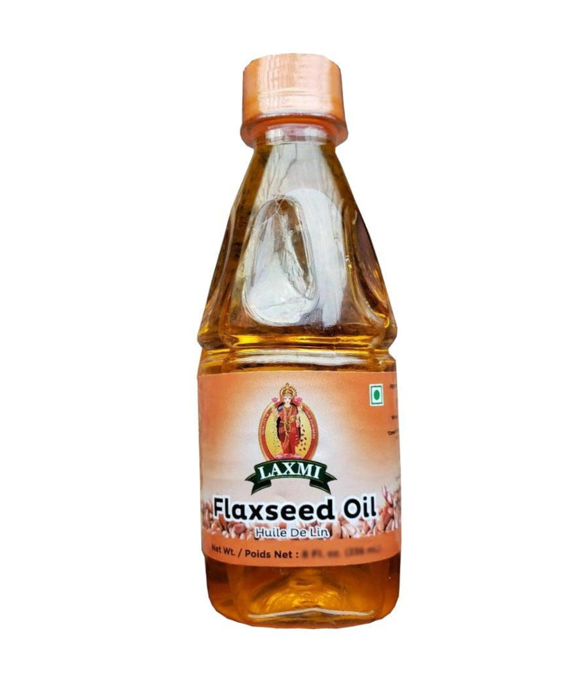 Laxmi Flaxseed Oil - 500ml - Daily Fresh Grocery