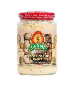 Laxmi Ginger & Garlic Paste - Daily Fresh Grocery