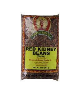 Laxmi Red Kidney Beans (Rajma) 2 lb - Daily Fresh Grocery