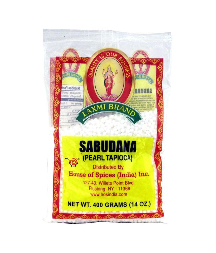 Laxmi Sabudana 400 gm - Daily Fresh Grocery