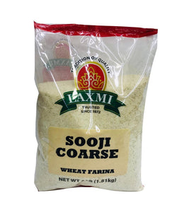 LAXMI - Sooji Coarse - 4Lb - Daily Fresh Grocery