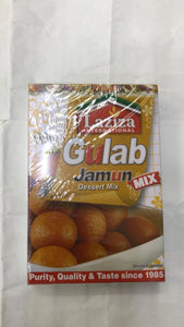 Laziza International Gulab Jamun Dessert Mix - 85gm - Daily Fresh Grocery