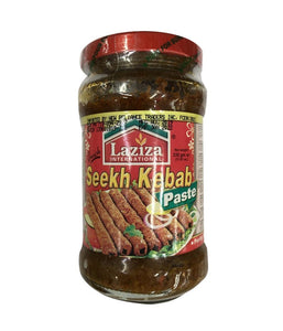 Laziza International Seekh Kebab Paste - 330 Gm - Daily Fresh Grocery