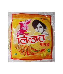 Lijjat Jeera Papad 7 oz - Daily Fresh Grocery