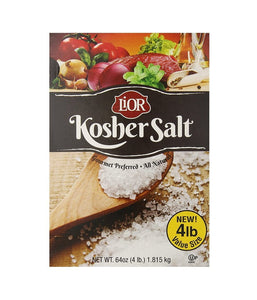 Lior Kosher Slat - 4lb - Daily Fresh Grocery