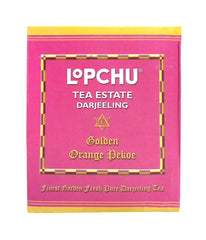 LoPCHU Tea Estate Darjeeling Golden Orange Tea - Daily Fresh Grocery