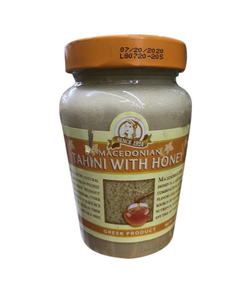 Macedonian Tahini With Honey - 453 Gm - Daily Fresh Grocery