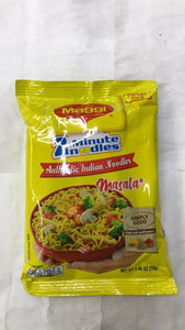 Maggi Masala Noodles - 70 Gm - Daily Fresh Grocery