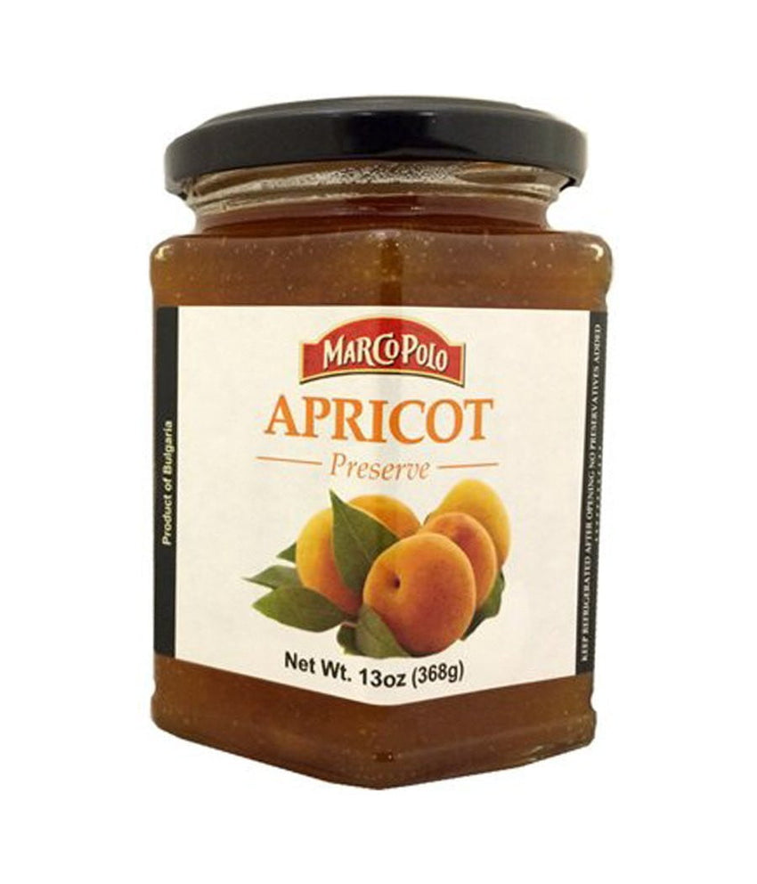 Marco Polo Apricot Preserve - 368 Gm - Daily Fresh Grocery