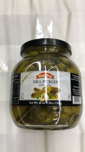 Marco polo Dill Pickles With Garlic - 135gm - Daily Fresh Grocery