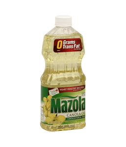 Mazola Canola Oil 40 fl oz / 1.2 litre - Daily Fresh Grocery