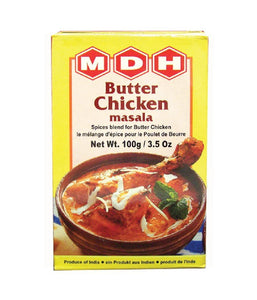 MDH Butter Chicken Masala 100 gm - Daily Fresh Grocery