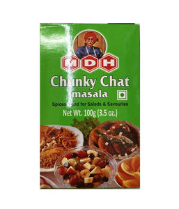MDH Chunky Chat Masala - 100gm - Daily Fresh Grocery