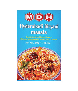 MDH Hyderabadi Biryani Masala 100 gm - Daily Fresh Grocery