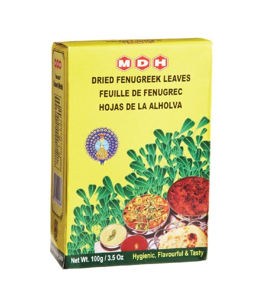 MDH Kasoori Methi Leaves 100 g - Daily Fresh Grocery