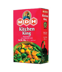 MDH Kitchen King Masala 100 gm - Daily Fresh Grocery