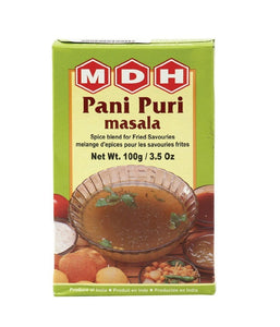 MDH Pani Puri Masala 100 gm - Daily Fresh Grocery