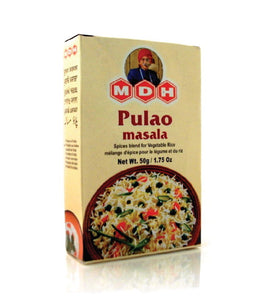 MDH Pulao Masala 50 gm - Daily Fresh Grocery